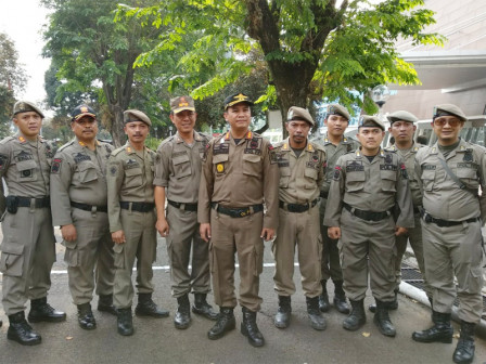 S. Jakarta Satpol PP is Ready to Secure Asian Games Venues
