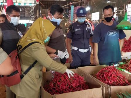 KPKP Agency Monitors Food Commodities Ahead of Imlek