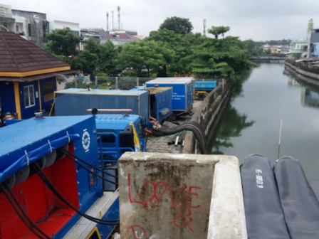 SDA Sub-agency: Pumps in North Jakarta are in Prime Condition