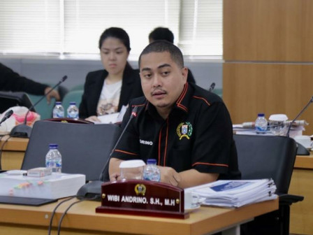 Anggota Komisi A Ini Minta Warga Patuhi Kebijakan PSBB