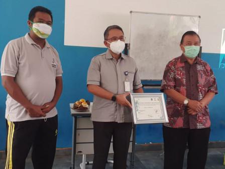 PD PAL Resmikan IPAL Komunal di Cakung