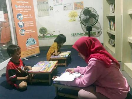 Central Jakarta Intensifies Socialization on Prevention of Violence Against Children via Online