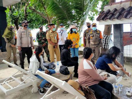 Thousand Islands Parekraf Monitors Health Protocols in Tourism Sector