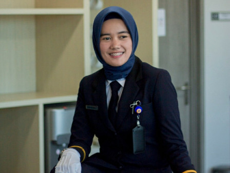 Dessy as MRT's Female Machinist Shows That Indonesian Women have Capabilities