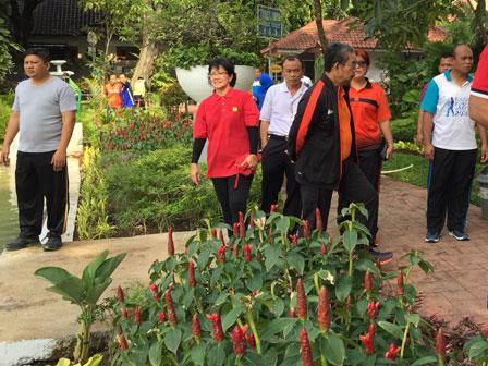 Lembang Lake Park Arrangement Finally Completed
