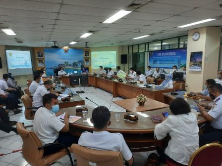 Bupati Membuka Langsung Pra Musrenbang Kabupaten Kepulauan Seribu