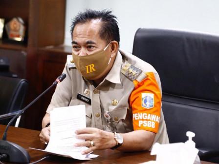 Wakil Wali Kota Jakpus Dukung Lurah Berinovasi Percepat Vaksinasi Warga