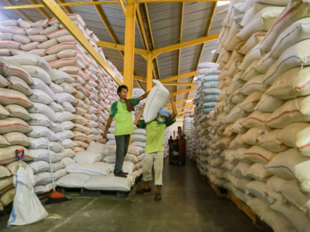 Food Stock Availability in Jakarta is Safe Until Christmas and New Year