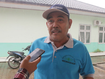 Jambi Residents Hope Rain to Accelerate Hot Spot Extinguishing Process