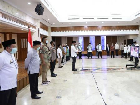 Anggota FKDM Jakarta Utara Periode 2021-2023 Dikukuhkan