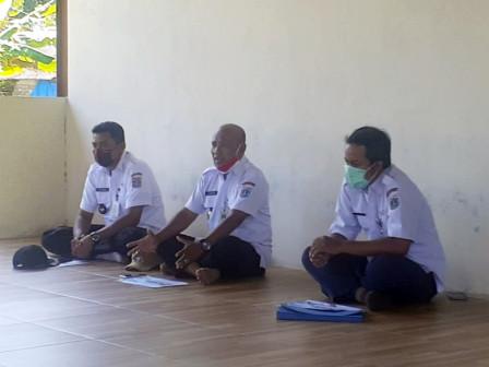 Sudin SDA Sosialisasikan Pembangunan SPALD Kepada Warga Pulau Sebira