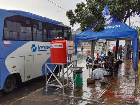 PAM Jaya Ensures Water Supplies Safe During PSBB