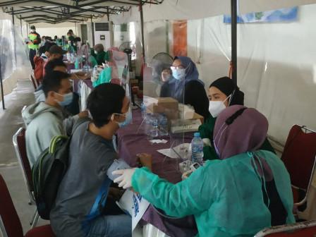 25.000 Orang Divaksin di Sentra Vaksinasi PT JIEP