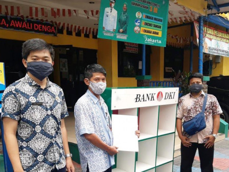 Last Year, North Jakarta Sudinpusip Distributed 7,172 Books
