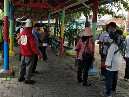 Sudin Parekraf Kepulauan Seribu Monitor Penerapan Prokes di 17 Lokasi