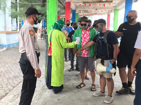 7.945 Wisatawan Kunjungi Kepulauan Seribu Selama Libur Panjang