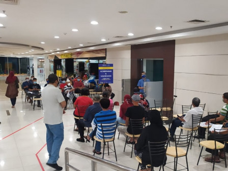220 Residents in RW 01 Batu Ampar Receive Vaccine