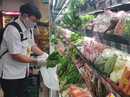 KPKP Holds Food Inspection in 10 Supermarkets