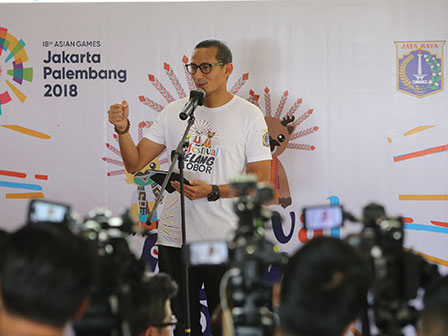 City to Kick Off Asian Games Torch Festival