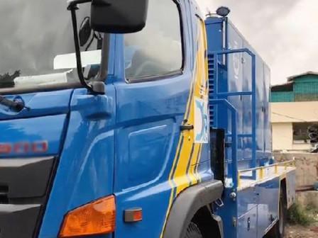 SDA Sub-Agency Adds Four Mobile Pumps to Face Rainy Season