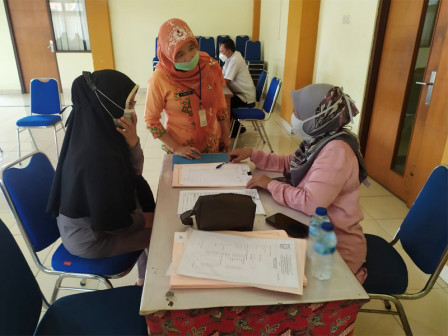 East Jakarta Pusip Holds Documents Restoration and Digitization Services in Cipinang Muara
