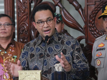 Siaga Covid-19, Pemprov DKI Jakarta Tunda Salat Jumat Selama Dua Pekan