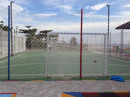 Warga Pulau Sebira Gembira, RPTRA Menjadi Sarana Olahraga dan Bermain