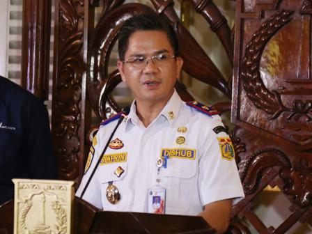 Dishub DKI Kelurakan SK Pengendalian Waktu Transportasi Umum Pada Natal dan Tahun Baru 2021