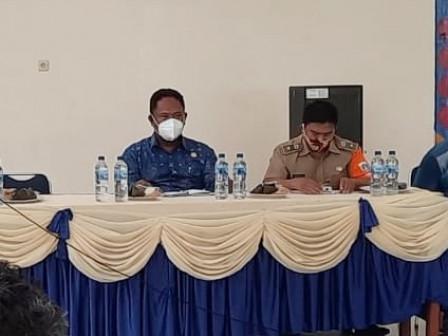 Anggota Komisi D Ini Apresiasi Status Zona Hijau Kelurahan Pulau Untung Jawa