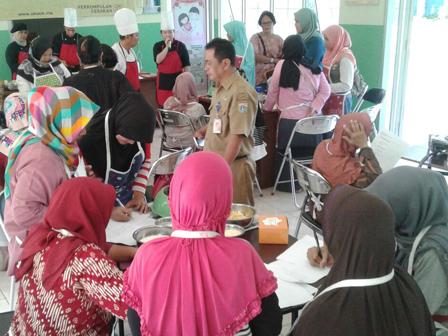 80 Kemayoran Residents Attended in OK OCE Training