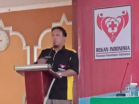 Rekan Appreciates City for Providing Scholarships for Children of Deceased Health Workers