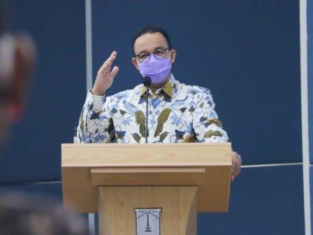 Gubernur Anies Nonaktifkan Kepala BPBJ Karena Dugaan Tindakan Asusila