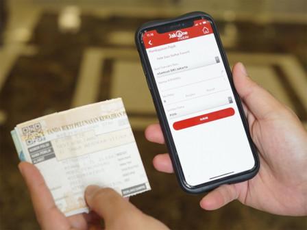 Bayar PKB Dapat Hadiah Melalui JakOne Mobile