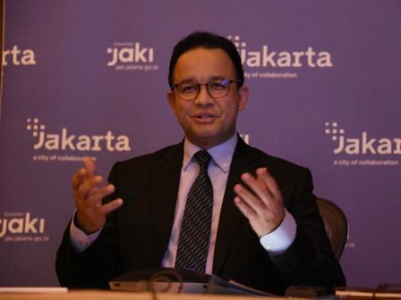Jabat Sebagai Ketua, Gubernur Anies Sampaikan 6 Agenda Pembahasan Mayor Summit U20 Tahun 2022