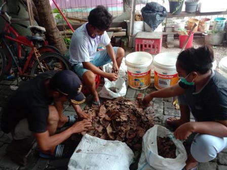 Penanganan Sampah Pilah di Masyarakat Kepulauan Seribu Meningkat