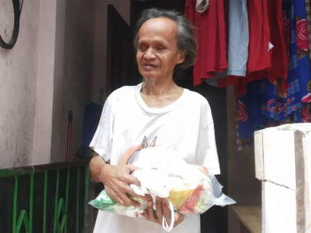 Persons with Disabilities in Central Jakarta to Receive Staple Food Aid