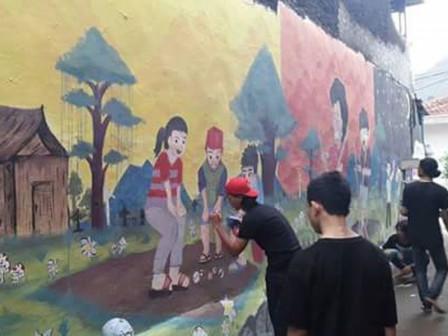 Mengenal Komunitas Kampung Kreatif Bacili di Kebon Baru