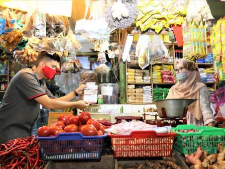 Kredit Bank DKI Tumbuh 3,96 Persen YoY di Triwulan I