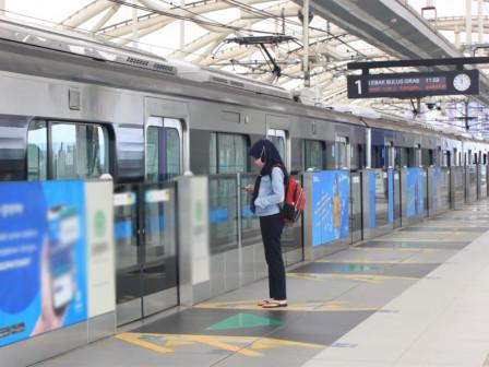 MRT Optimalkan Layanan Telekomunikasi di 13 Stasiun