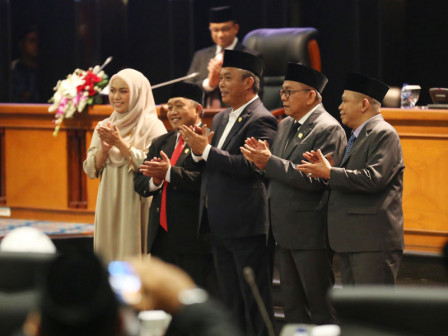 Here is Definitive Leader of Jakarta DPRD 2019-2024