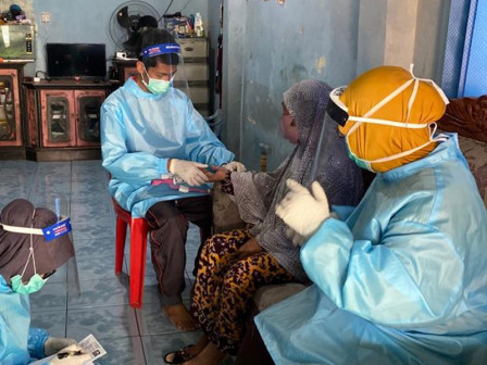 11 Elderly People in South Thousand Islands Undergo Rapid Tests