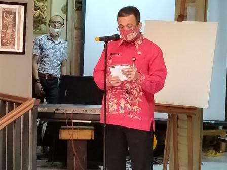 East Jakarta Mayor Inaugurates Art Gallery at Gembrong Baru Market