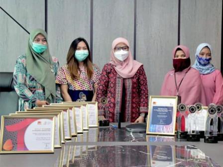 Pemprov DKI Jakarta Raih 9 Penghargaan di Ajang Public Relations Indonesia Awards