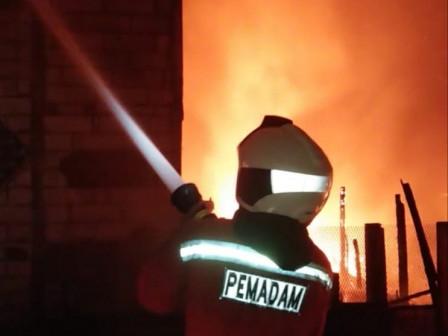 Kebakaran Per Juli 2021 Masih Didominasi Arus Pendek Listrik