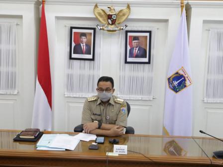 Buka Musrenbang 2021, Gubernur Anies Imbau Jajaran Optimalkan Anggaran untuk Kebutuhan Dasar Masyara