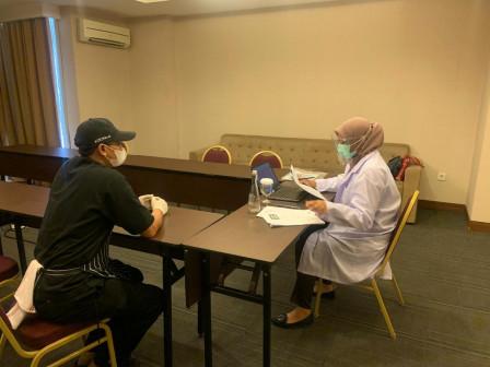 DKI Gelar Pelatihan dan Sertifikasi Penjamah Makanan