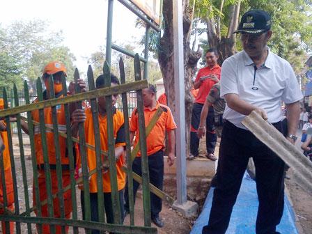 12 RPTRA Lands in Central Jakarta Arranged