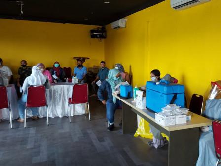 KWK Jakut Berkolaborasi Percepat Vaksinasi COVID-19