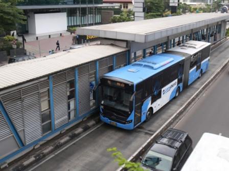 Ini Pencapaian Transjakarta Selama 2020