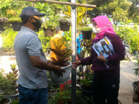 Pemkot Jakbar Akan Revitalisasi Sentra Flora dan Fauna Semanan